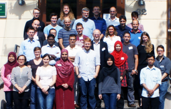 ISSBE 2015 group picture