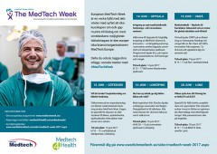 MedTech Week 2017 program
