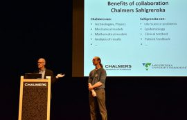 Sahlgrenska and Chalmers- a never ending story celebrated during the Engineering Health Days