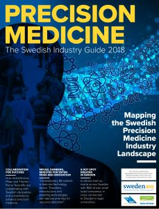Major new report launched from SwedenBio