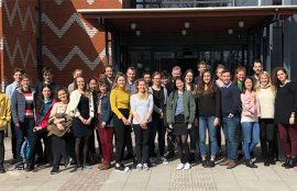 "First edition of ""Biomarkers in neurodegenerative disorders"" PhD course"